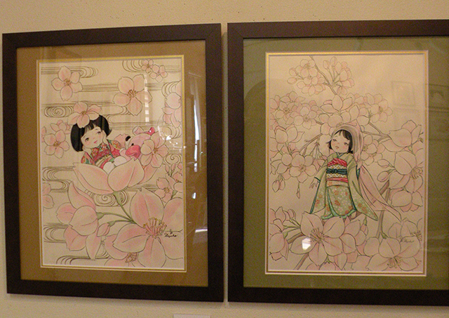 TWO KIND OF ILLUSTRATIONS -Beauty/Funny- 山田和子イラスト展